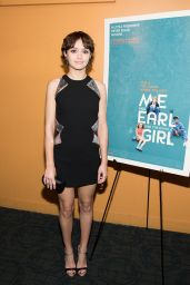 Olivia Cooke - Me and Earl and the Dying Girl Premiere in New York City