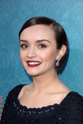 Olivia Cooke - Me & Earl & the Dying Girl Premiere in Los Angeles