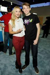 Olivia Holt - 2015 E3 Gaming Convention at Los Angeles Convention Center in Los Angeles