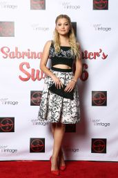 Olivia Holt – Sabrina Carpenter's 16th Birthday Party in Los Angeles