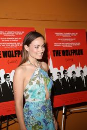 Olivia Wilde - The Wolfpack Premiere in New York City