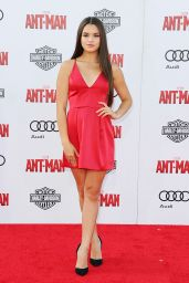 Paris Berelc – Marvel's 'Ant-Man' Premiere in Hollywood