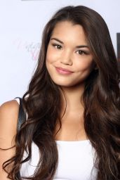 Paris Berelc – Sabrina Carpenter's 16th Birthday Party in Los Angeles