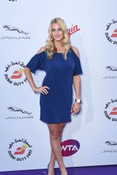 Petra Kvitova – Pre-Wimbledon Party 2015 at Kensington Roof Gardens 99 in London