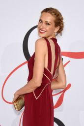 Petra Nemcova – 2015 CFDA Fashion Awards in New York City