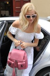 Pixie Lott Style - Out in London, June 2015