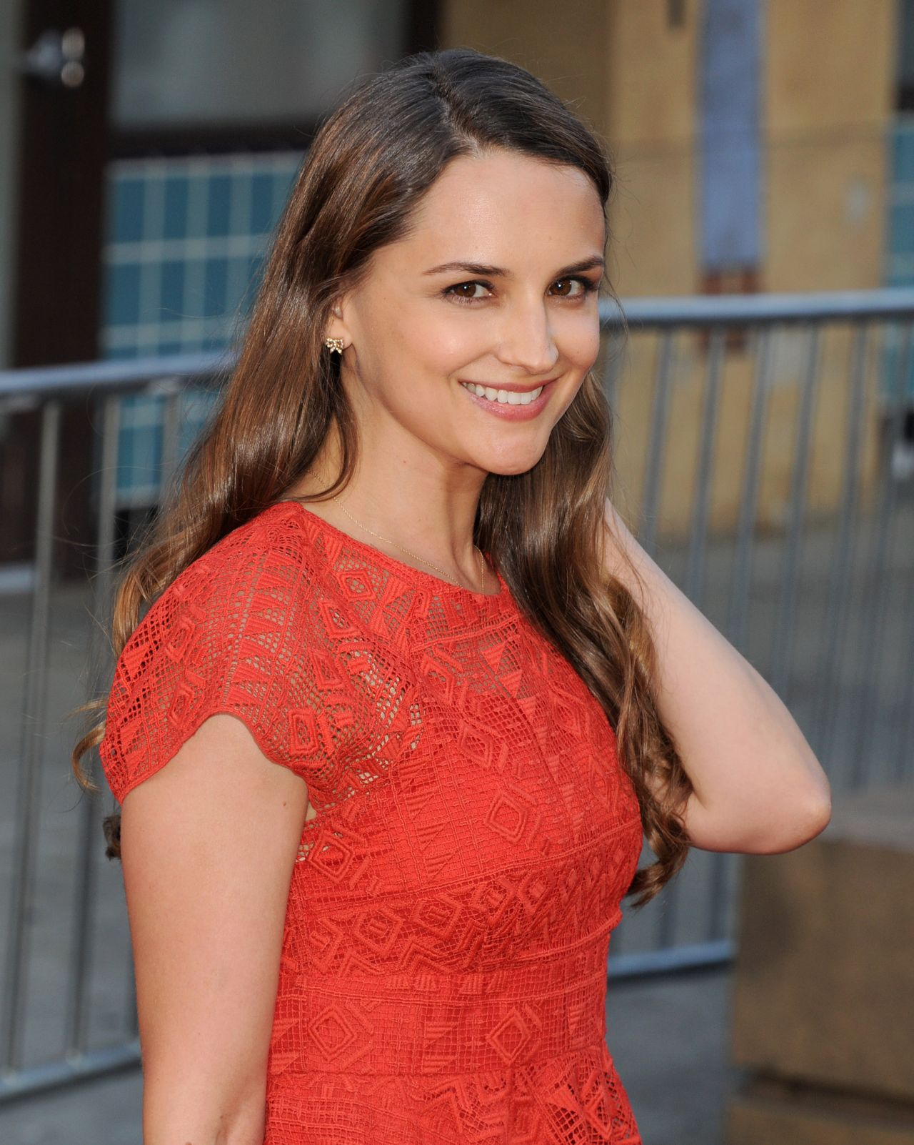 Rachael Leigh Cook Max Premiere In Los Angeles