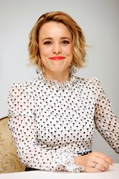 Rachel McAdams - True Detective Press Conference in Beverly Hills