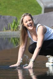 Rachel Rhodes - Ccooling Off - Out in Liverpool, June 2015
