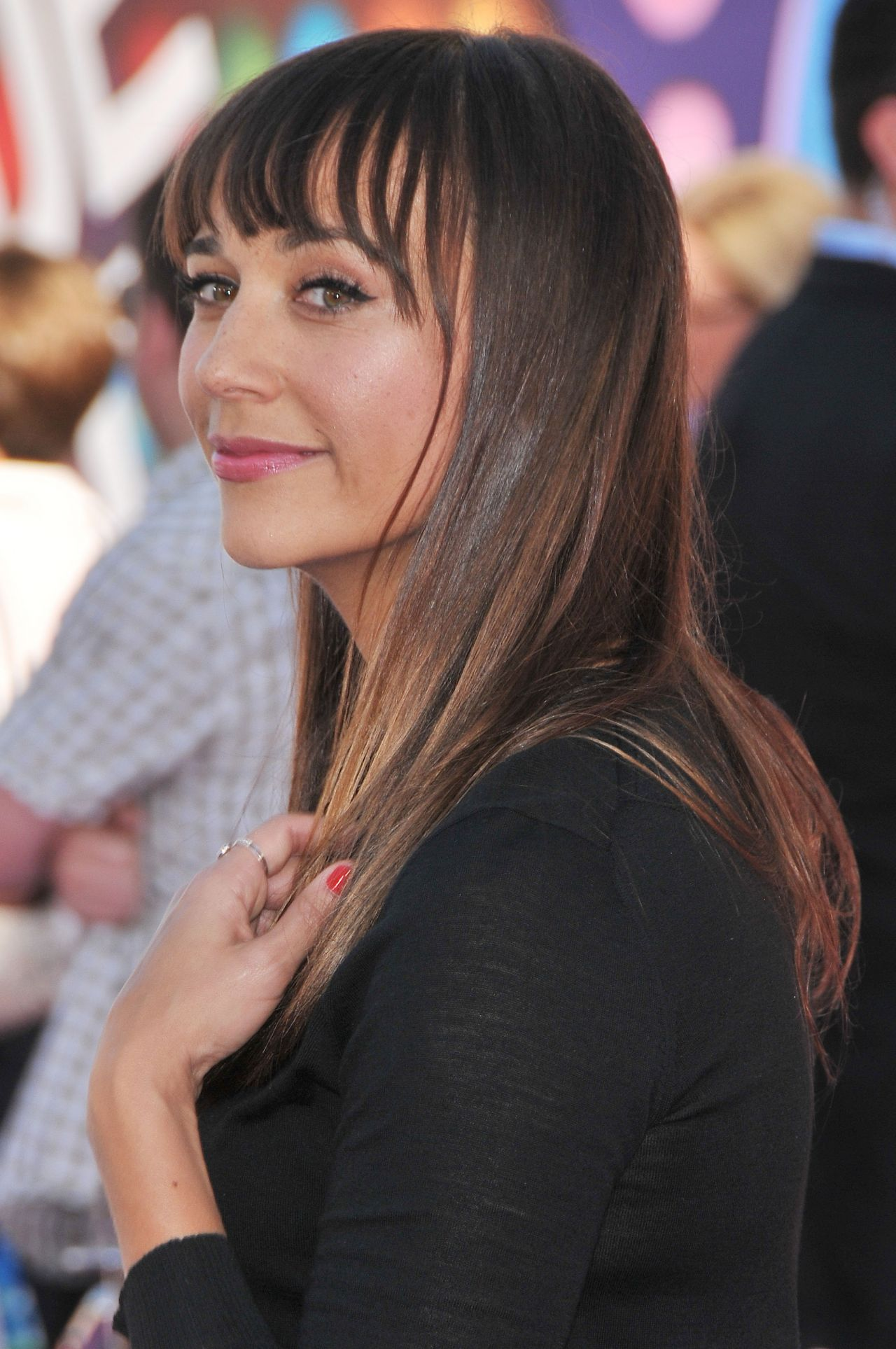 Rashida Jones At Disney Pixar S Inside Out Premiere In