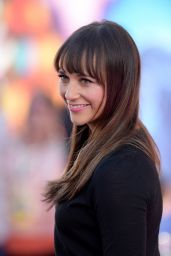 Rashida Jones at Disney Pixar