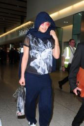 Rita Ora - Heathrow Airport in London, June 2015