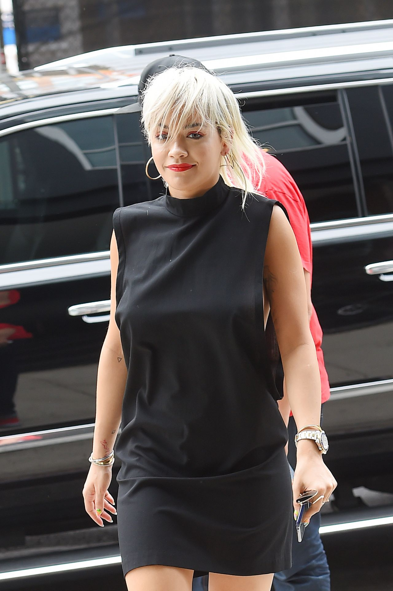 Rita Ora - Out in New York City, June 2015