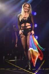 Rita Ora - Performing at Heaven Nightclub in London, June 2015