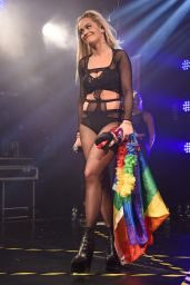 Rita Ora - Performing at Heaven Nightclub in London, June 2015