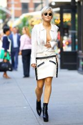 Rita Ora Style - New York City, June 2015