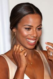 Rochelle Humes - Together for Short Lives Midsummer Ball, June 2015