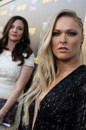 Ronda Rousey – Entourage Premiere in Westwood
