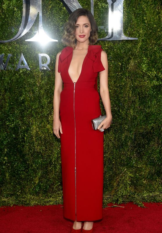 Rose Byrne - 2015 Tony Awards in New York City