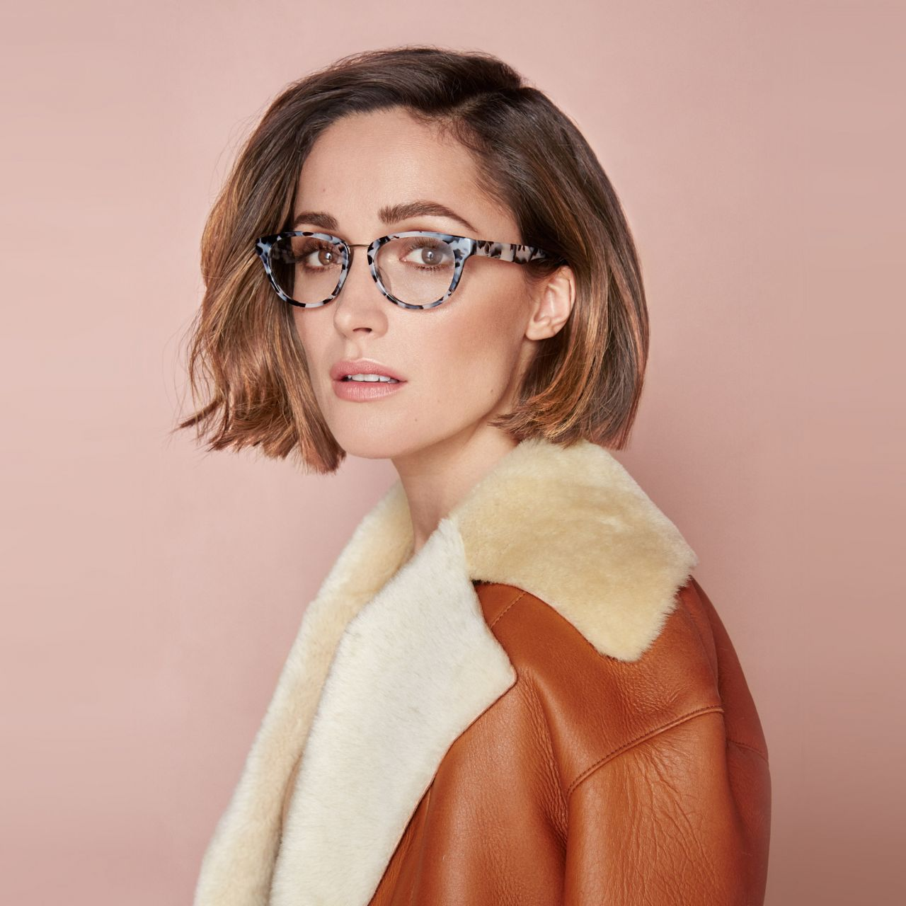 Rose Byrne Photoshoot For Oroton Fall 2015