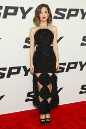 Rose Byrne - Spy Premiere in New York City