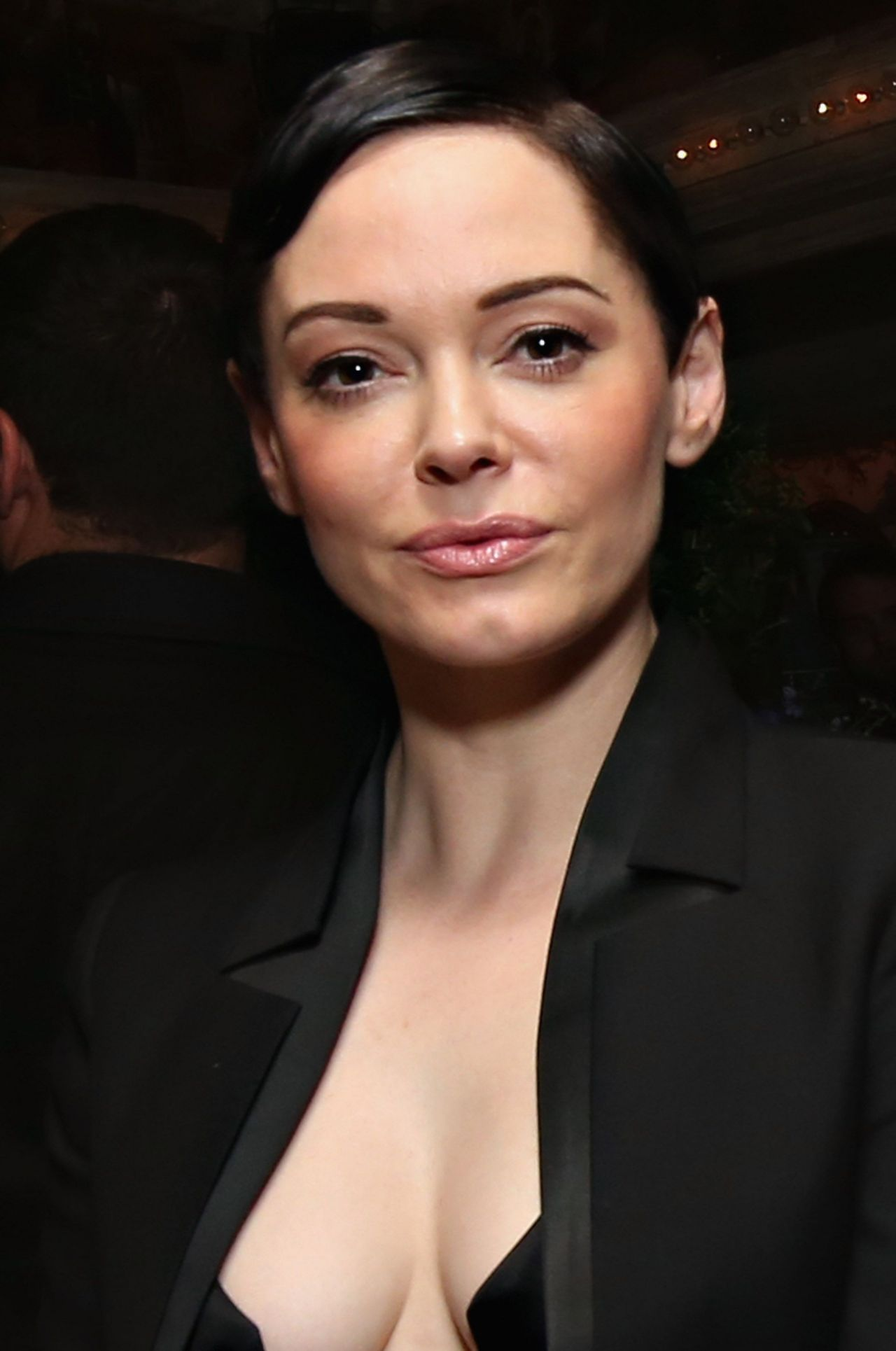 Rose Mcgowan Casa Reale Fine Jewelry Launch In New York