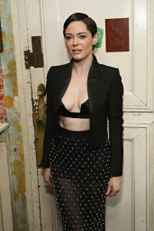 Rose McGowan - Casa Reale Fine Jewelry Launch in New York City, June 2015