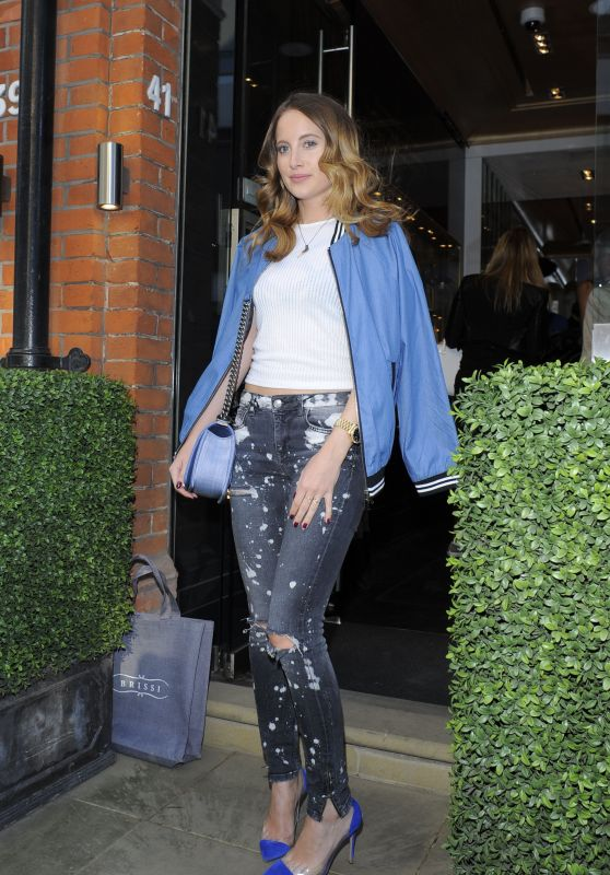 Rosie Fortescue at the Launch Party of Annoushka: Milestones in London