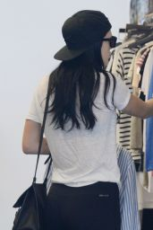 Rumer Willis - Shopping at Madison in Los Angeles, June 2015