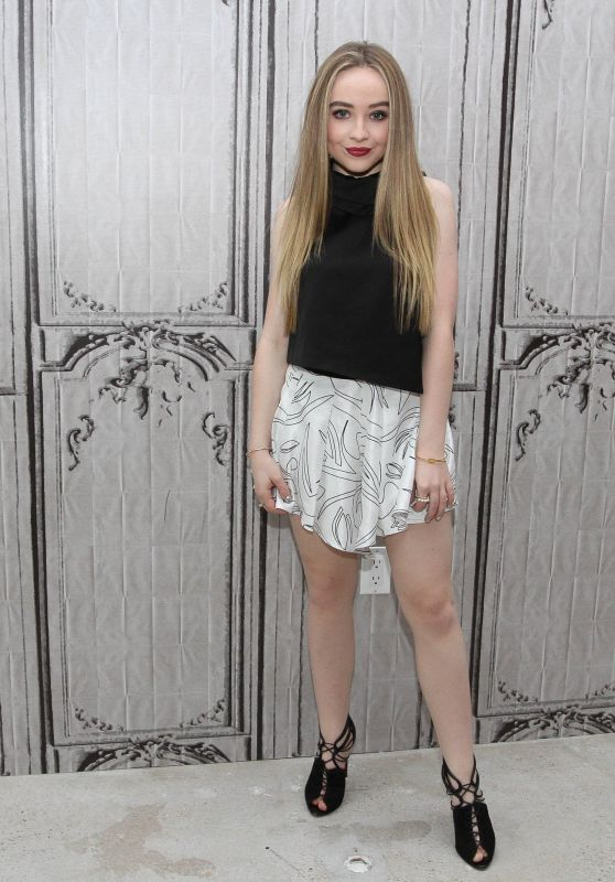 Sabrina Carpenter -  AOL BUILD Speaker Series in NYC, June 2015