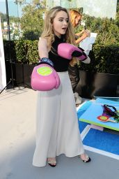 Sabrina Carpenter - Call It Spring Turf And Surf Summer Campaign Launch Party, June 2015