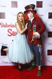 Sabrina Carpenter Celebrates her Sweet 16 in Los Angeles
