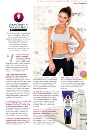 Sam Faiers - Health & Fitness (UK) July 2015 Issue