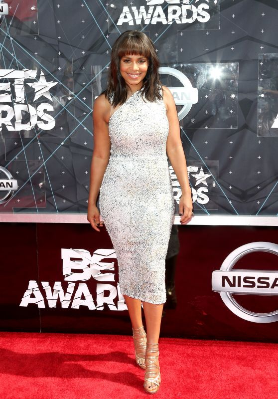 Sanaa Lathan - 2015 BET Awards in Los Angeles