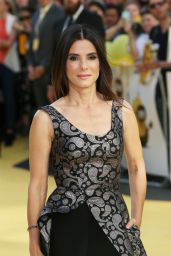Sandra Bullock – Minions World Premiere in London