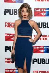 Sarah Hyland - The Public Theater