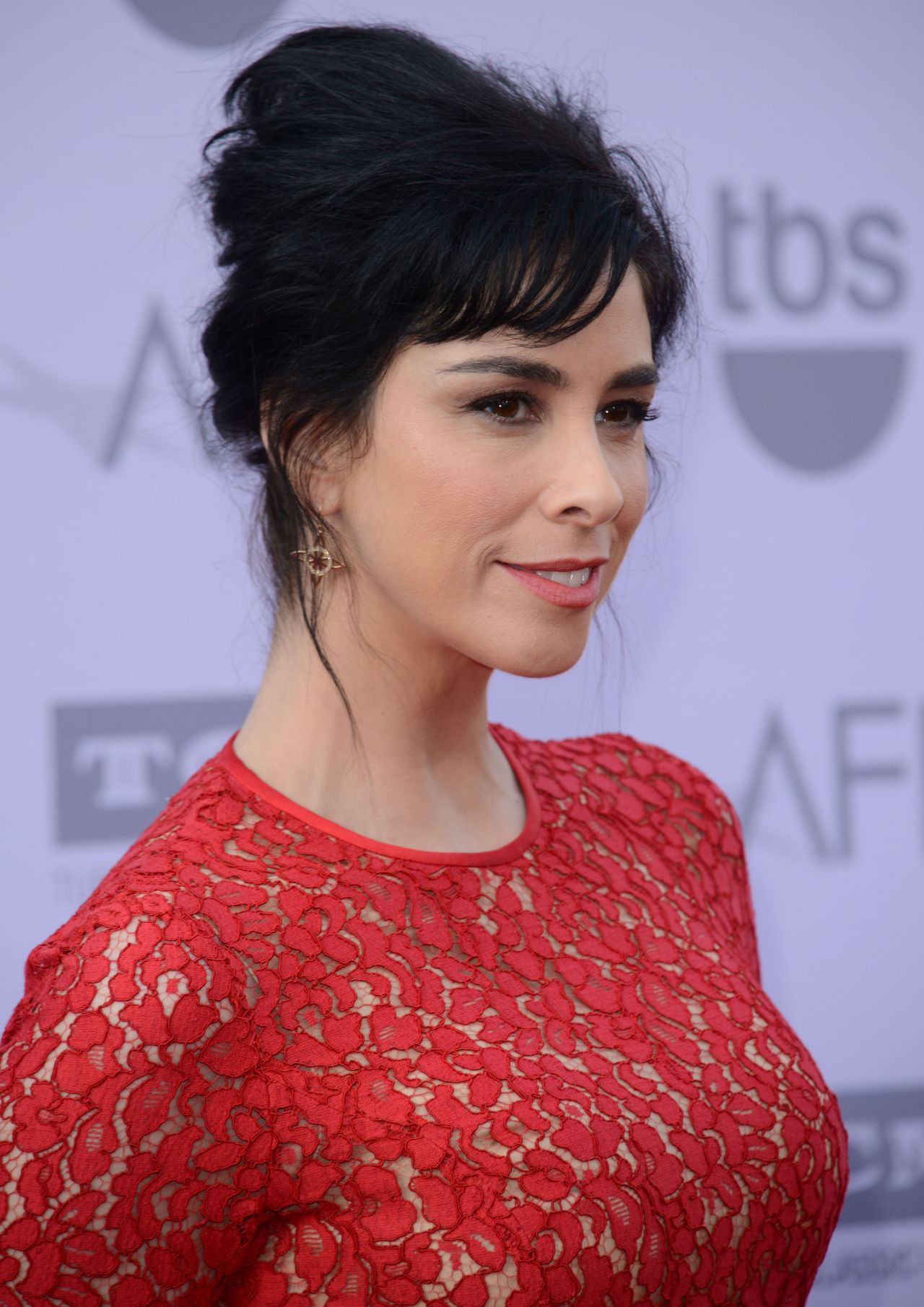 Sarah Silverman 2015 Afi Life Achievement Awards In
