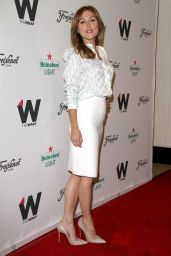 Sasha Alexander - 2015 TheWrap Emmy Party at The London Hotel in Hollywood