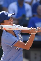 Selena Gomez - Big Slick Celebrity Softball in Kansas City, June 2015