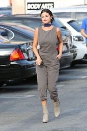 Selena Gomez Casual Style - Out in Los Angeles, June 2015