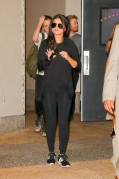 Selena Gomez Leaving the MTV Studios in NYC, June 2015