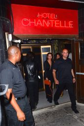 Selena Gomez Night Out Style - New York City, June 2015