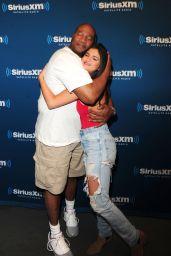 Selena Gomez - Sirius Studios in NYC, June 2015