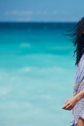 Shanina Shaik - Free People Gold Coast Collection 2015