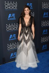 Shiri Appleby – 2015 Critics Choice Television Awards in Beverly Hills