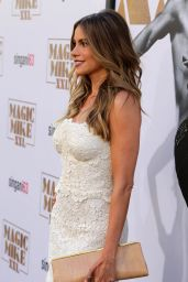 Sofia Vergara - Magic Mike XXL premiere in Los Angeles