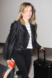 Sophia Bush at LAX Airport, June 2015