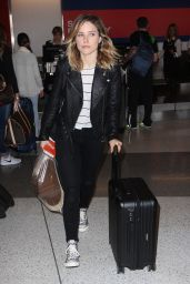 Sophia Bush at LAX Airport, June 2015