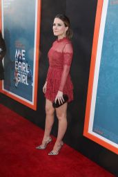 Sophia Bush – Me & Earl & the Dying Girl Premiere in Los Angeles
