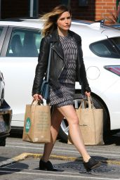 Sophia Bush - Shopping at Whole Foods in Los Angeles, May 2015